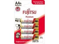 Alkalické baterie FUJISU LR06/AA