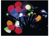 EMOS ZY0815T Girlanda Classic, 24 m - multicolor, s časovačem