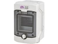 ETI ECH-4G Rozvaděč na omítku