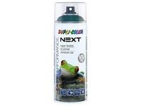 DUPLI-COLOR NEXT Barva ve spreji Zelený měch RAL 6005 400 ml